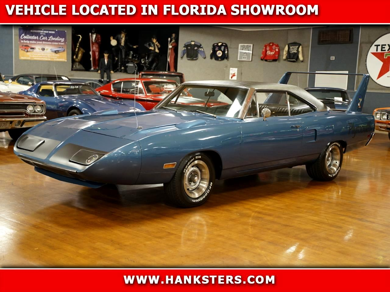 1970 Plymouth Superbird Style