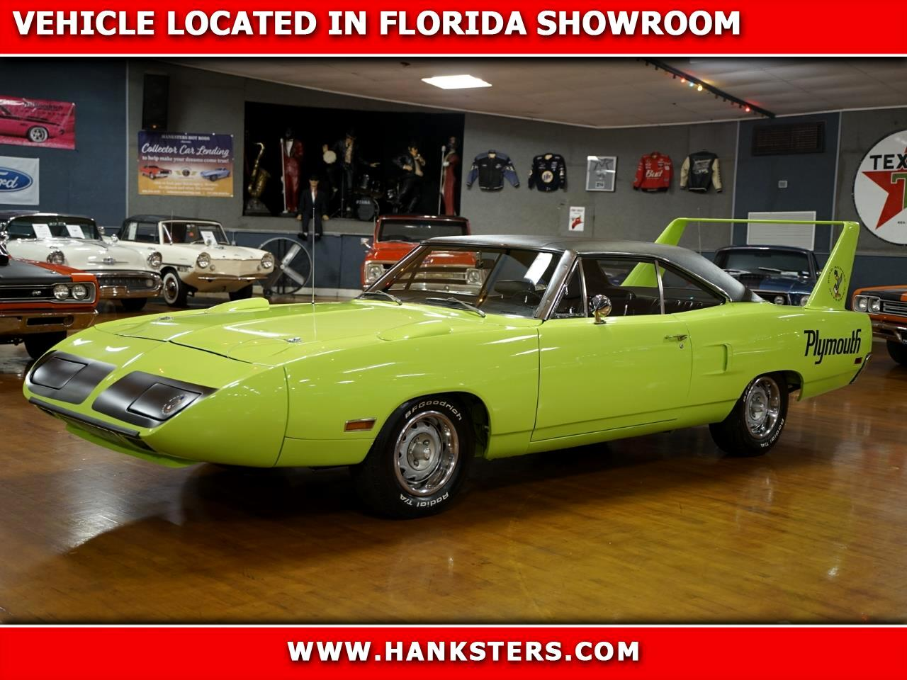 1970 Plymouth Superbird Real Numbers Matching