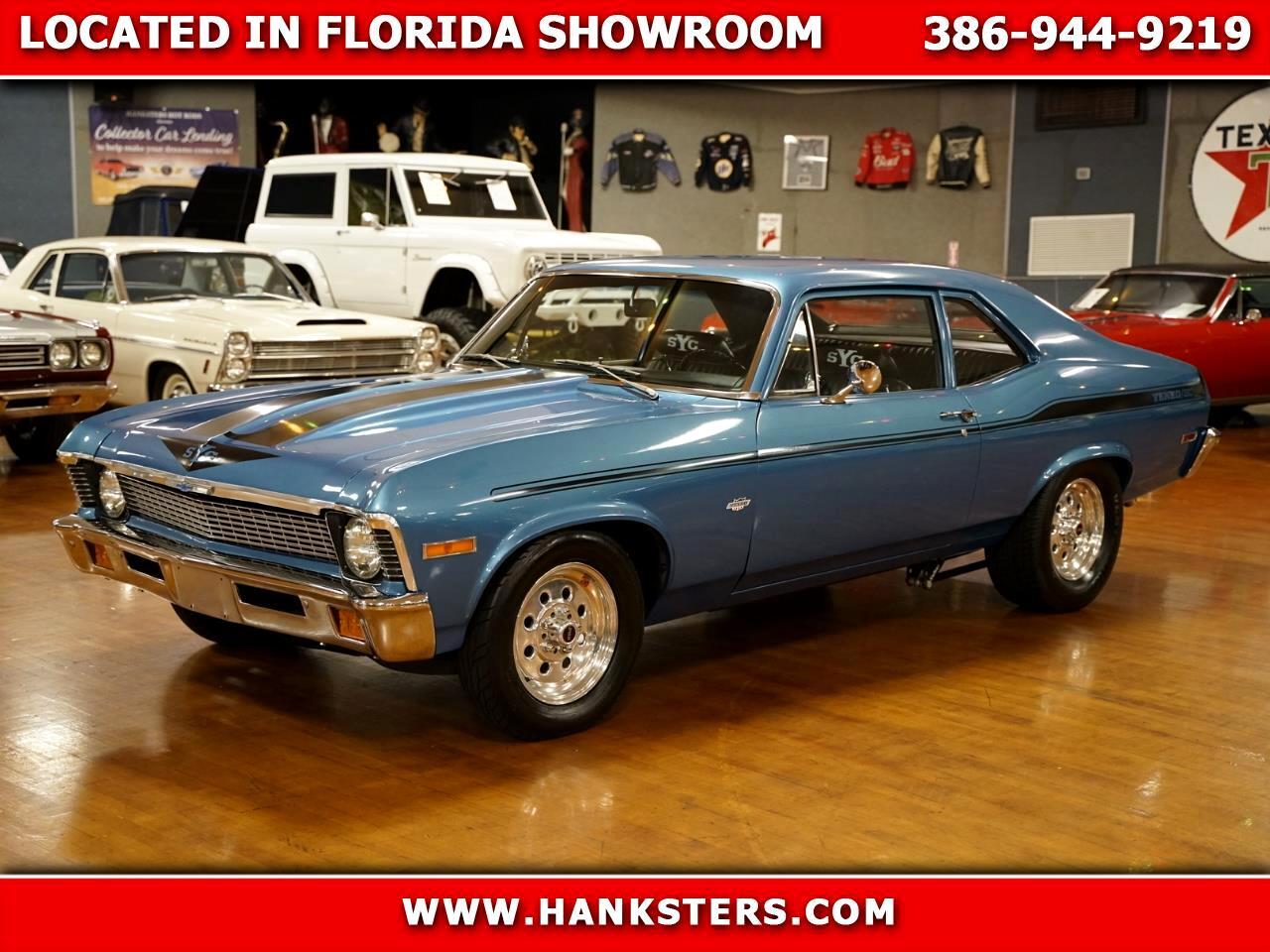 1971 Chevrolet Nova Yenko Style