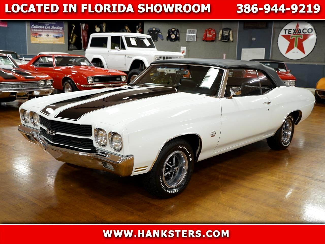 1970 Chevrolet Chevelle SS Style Convertible