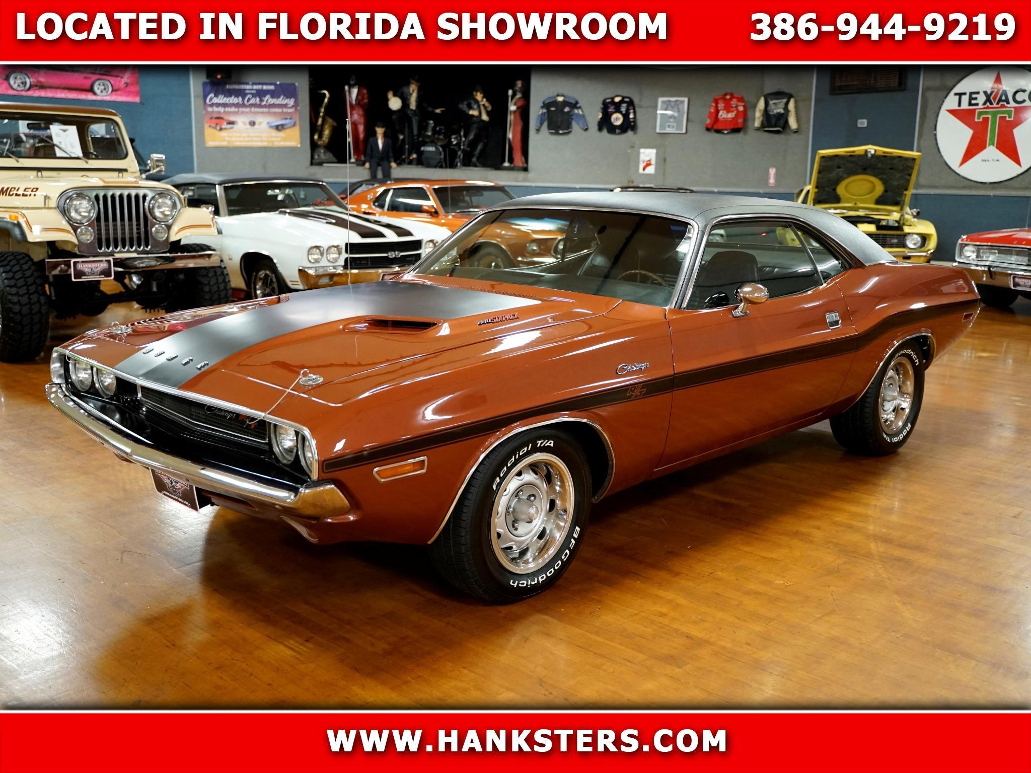 1970 Dodge Challenger V Code
