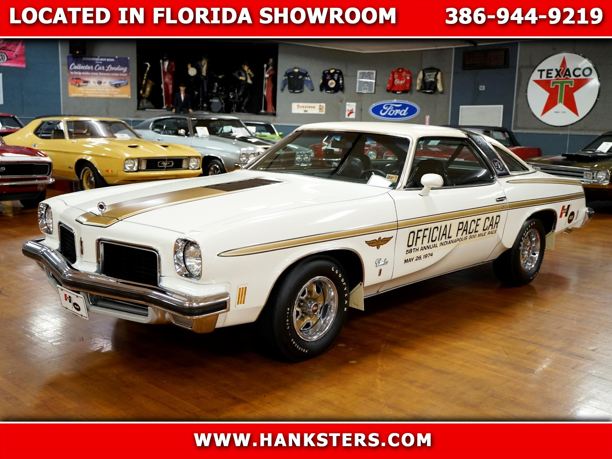 1974 Oldsmobile Hurst Official Pace Car