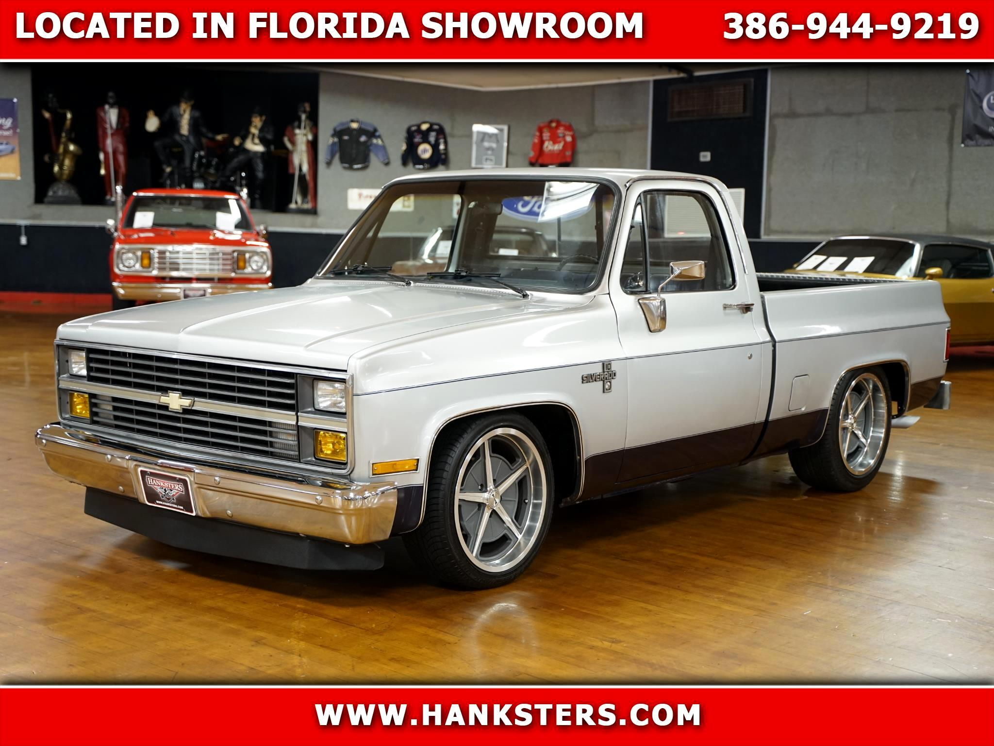Chevrolet C/K 10 Regular Cab 2WD 1984