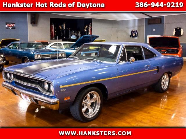 1970 Plymouth Satellite Roadrunner Style
