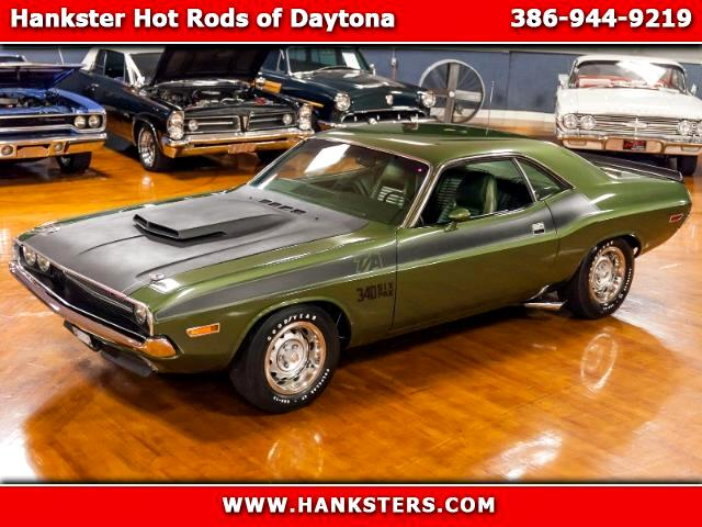 1970 Dodge Challenger Real T/A