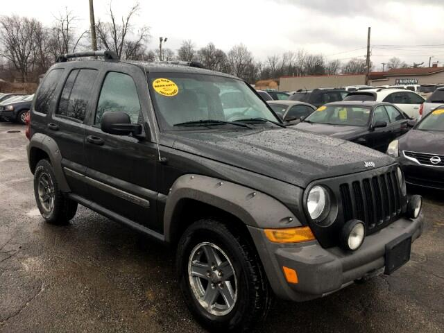 2006 Jeep Liberty 4dr Renegade 4WD