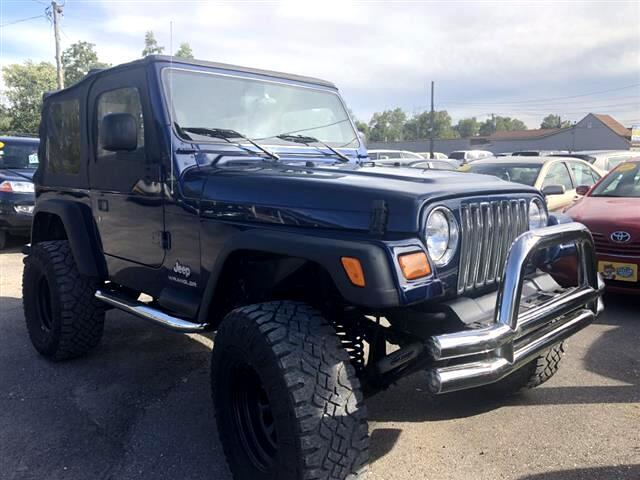 2004 Jeep Wrangler 2dr SE