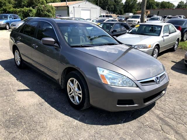 2007 Honda Accord EX Sedan AT