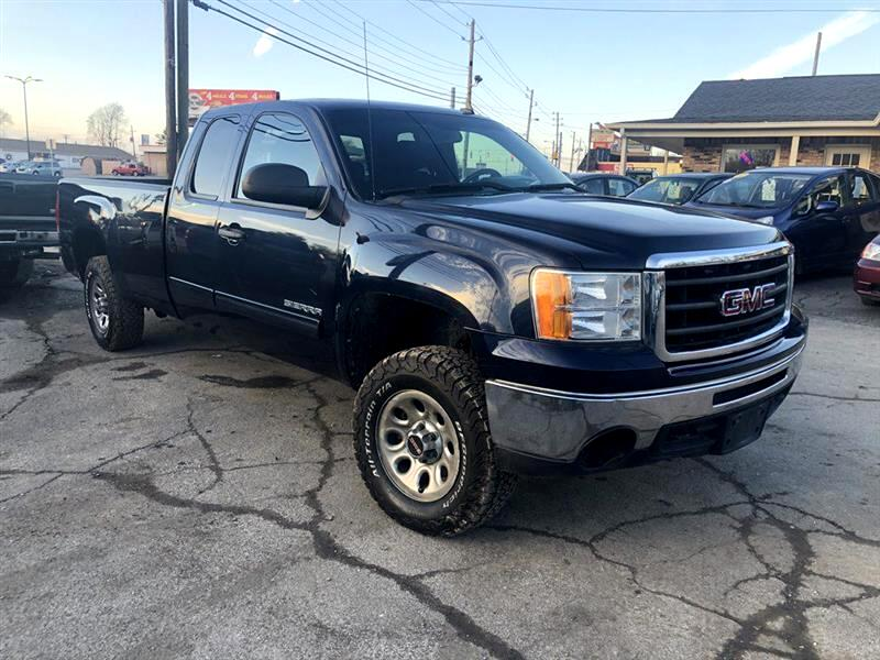 2010 GMC Sierra 1500 SLE1 Ext. Cab Long Bed 4WD