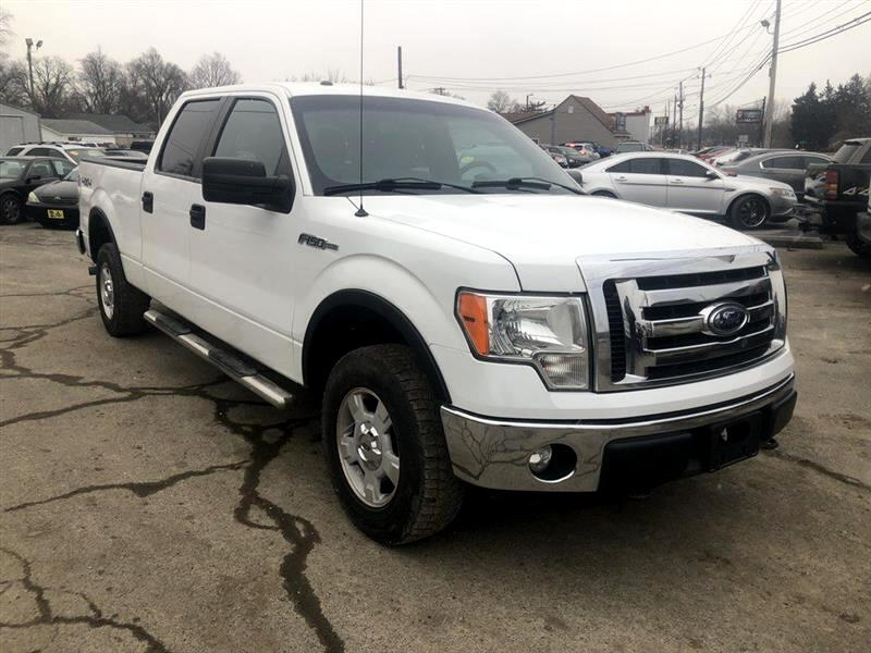 2012 Ford F-150 XLT 4x4 SuperCrew