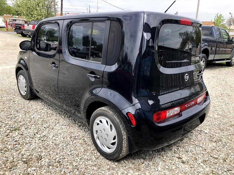 2012 Nissan Cube 1.8 S