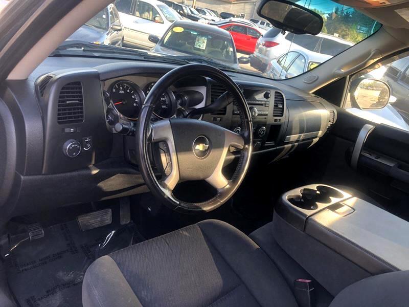 2009 Chevrolet Silverado 1500 LT1 Ext. Cab Long Box 4WD