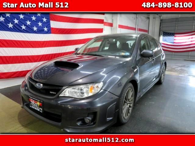 2013 Subaru Impreza WRX 5-Door