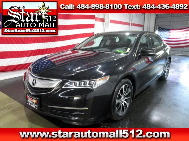 2015 Acura TLX Technology Pkg