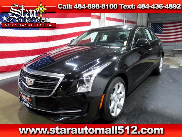 2015 Cadillac ATS 2.0L Turbo Standard AWD