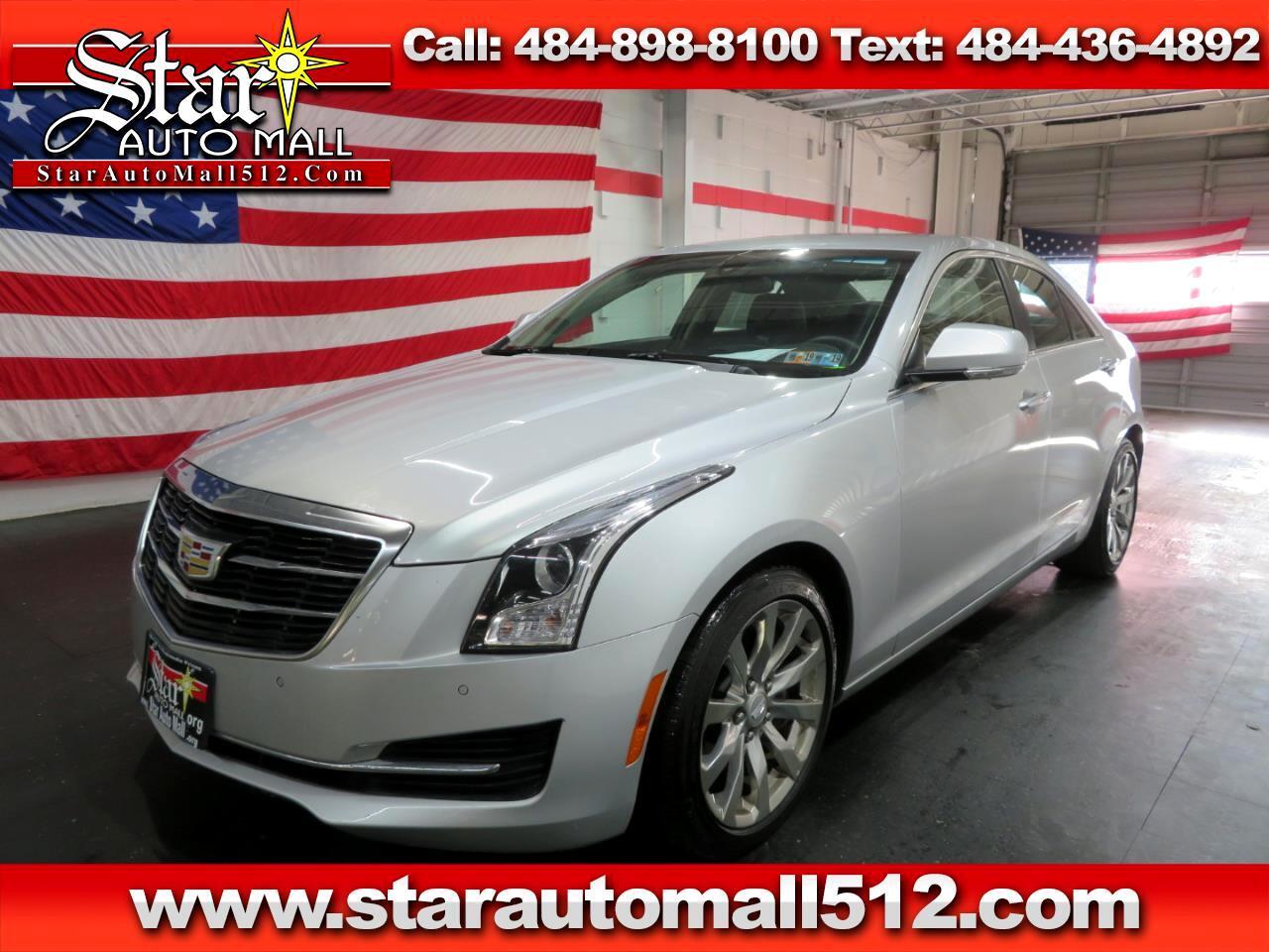 2018 Cadillac ATS Turbo Luxury