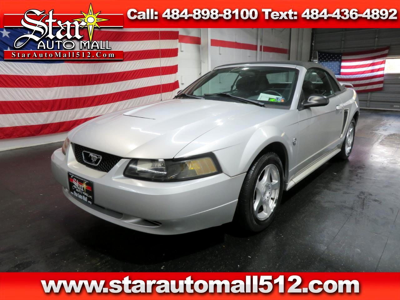 2004 Ford Mustang 50th Anniversary