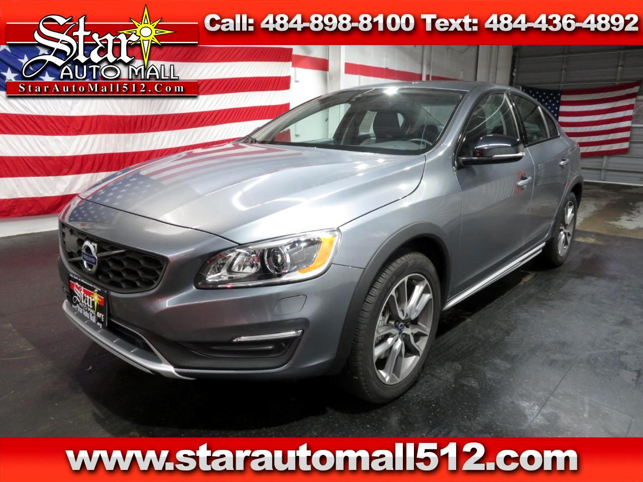2018 Volvo S60 2.0 Cross Country T5