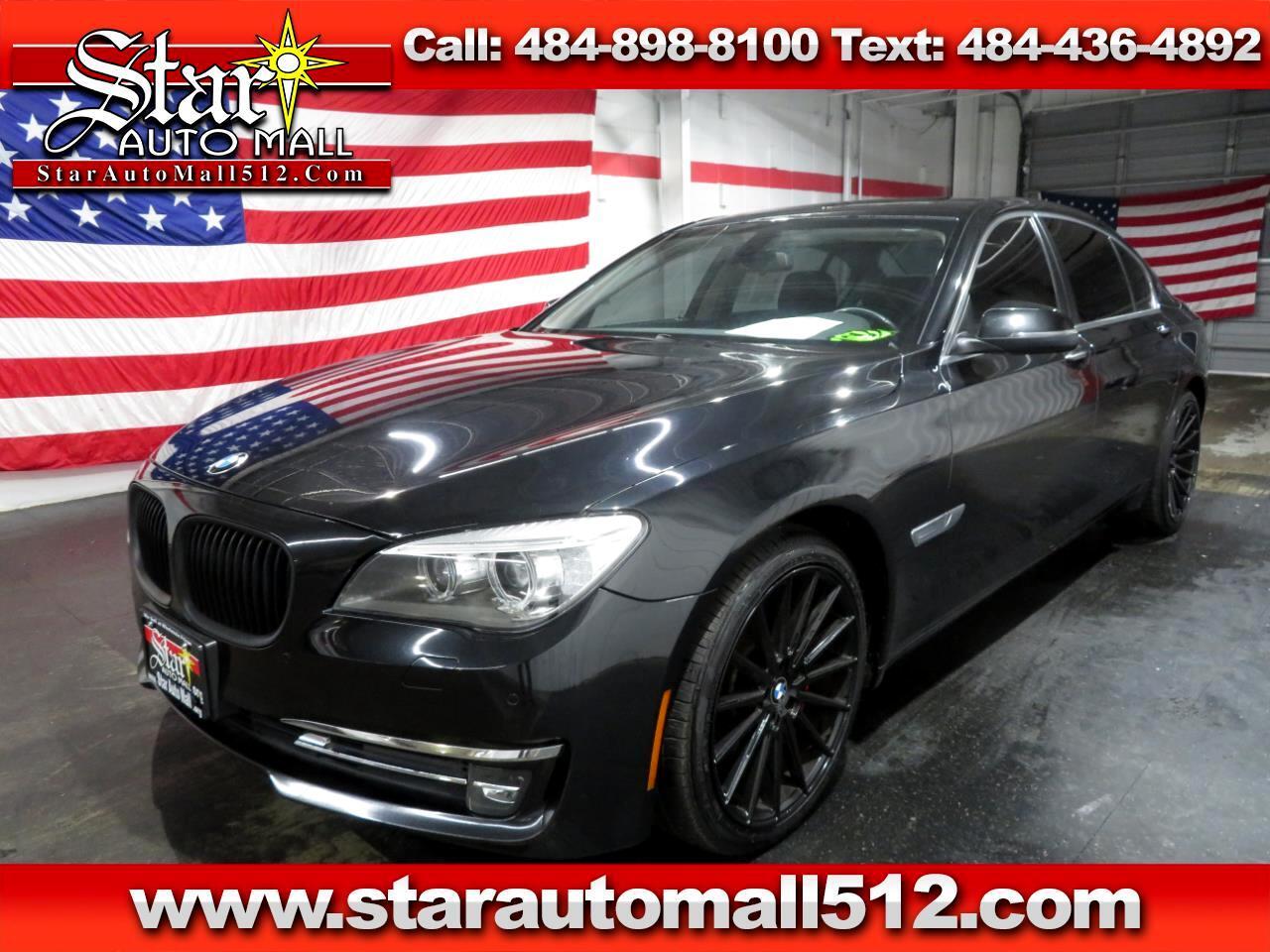 2015 BMW 7 Series 740Li x Drive