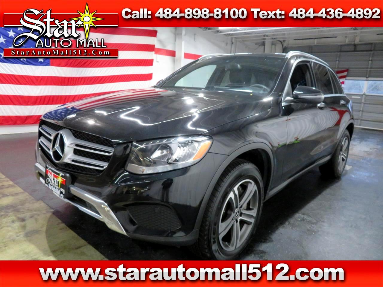 2017 Mercedes-Benz GLC GLC 300 4MATIC SUV
