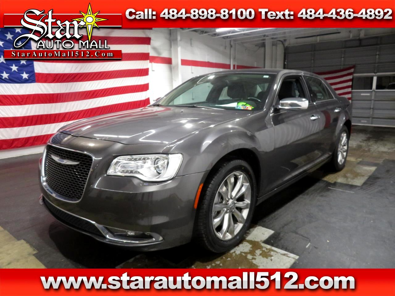 2015 Chrysler 300 4dr Sdn 300C AWD