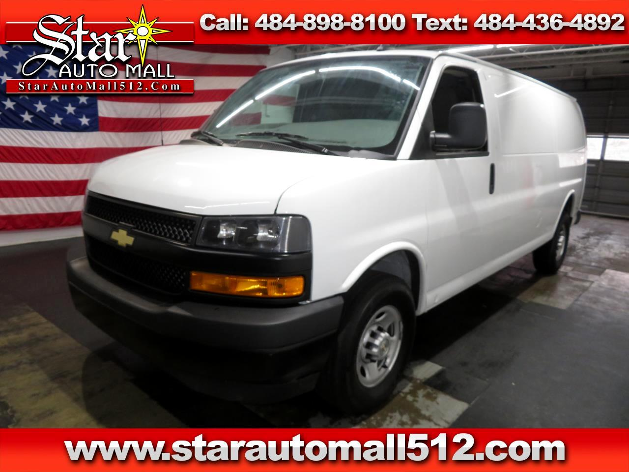 2018 Chevrolet Express Cargo Van RWD 2500 155