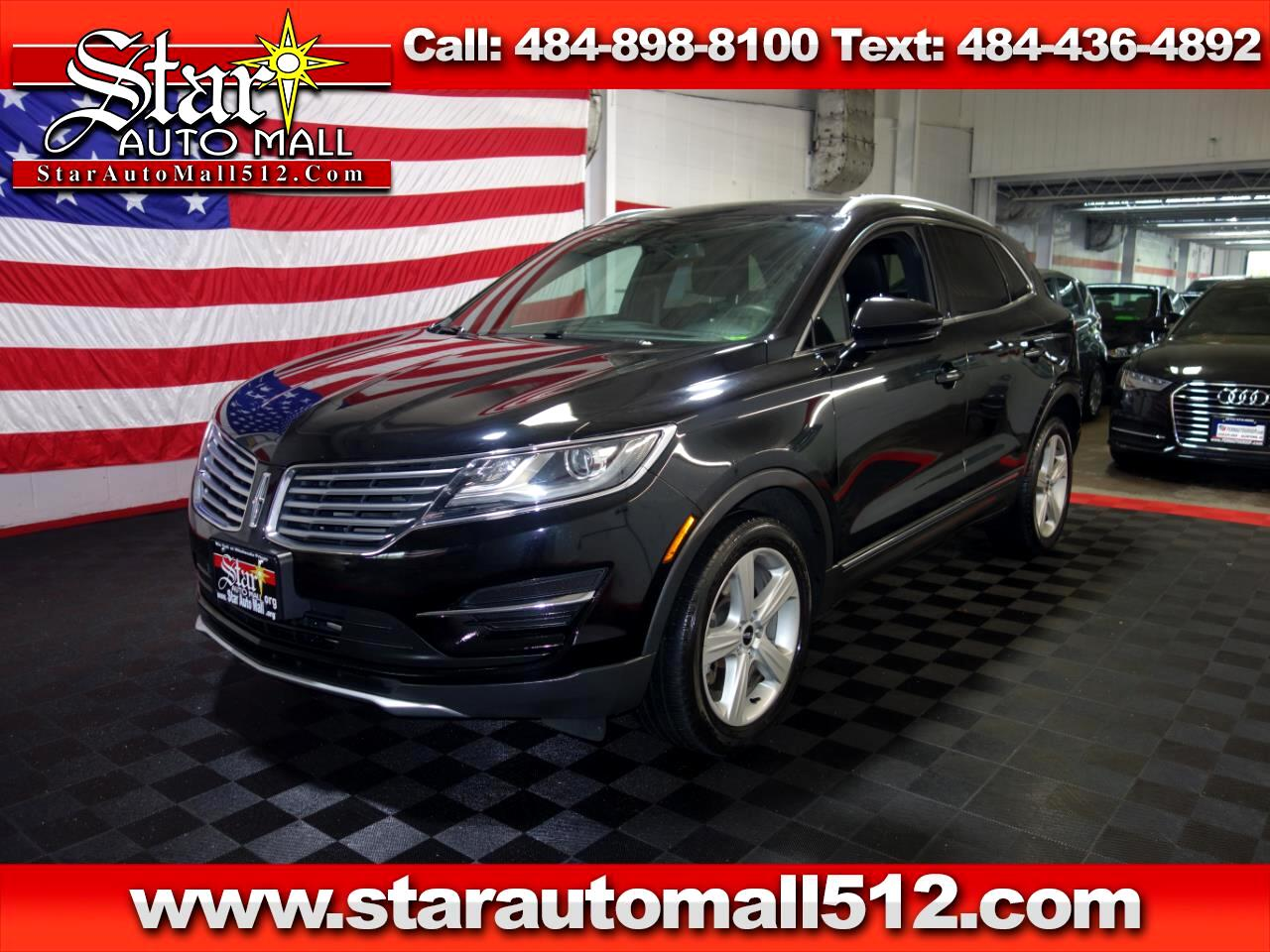 2016 Lincoln MKC AWD 4dr Premier