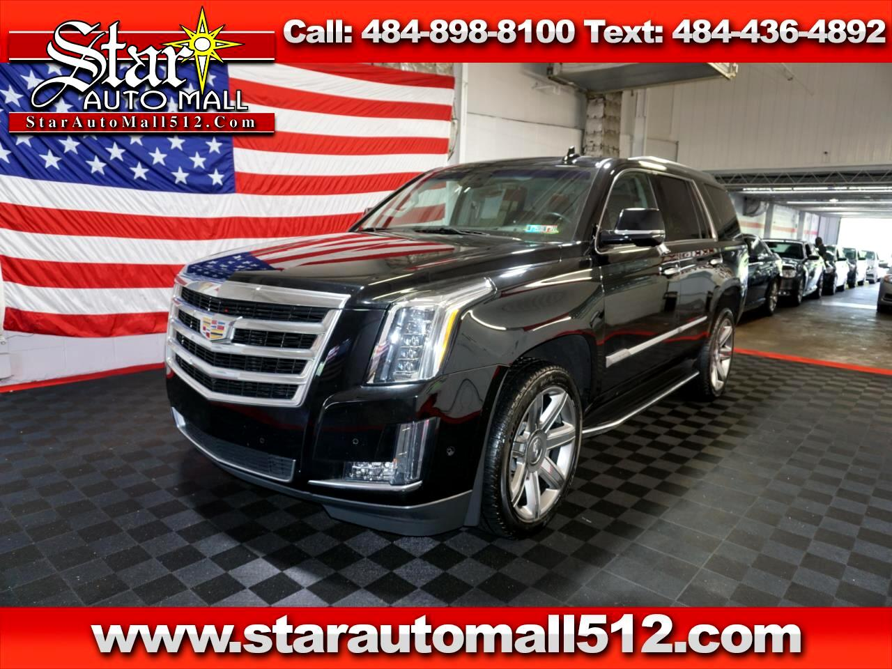 2018 Cadillac Escalade Luxury 4WD