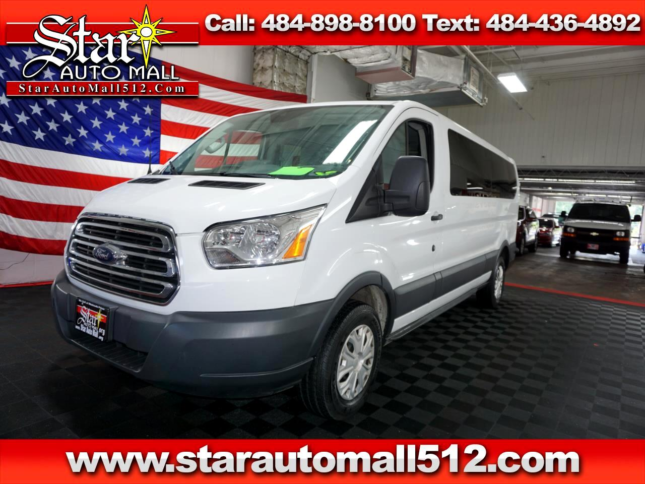 "2015 Ford Transit Wagon T-350 148"" Low Roof XL Sliding RH Dr"
