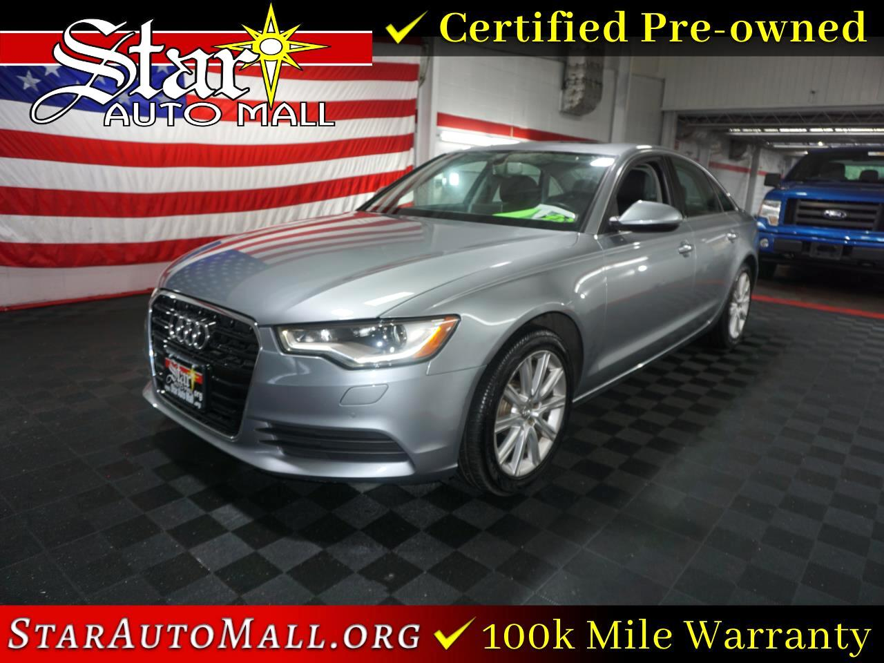 Audi A6 Premium plus 2015