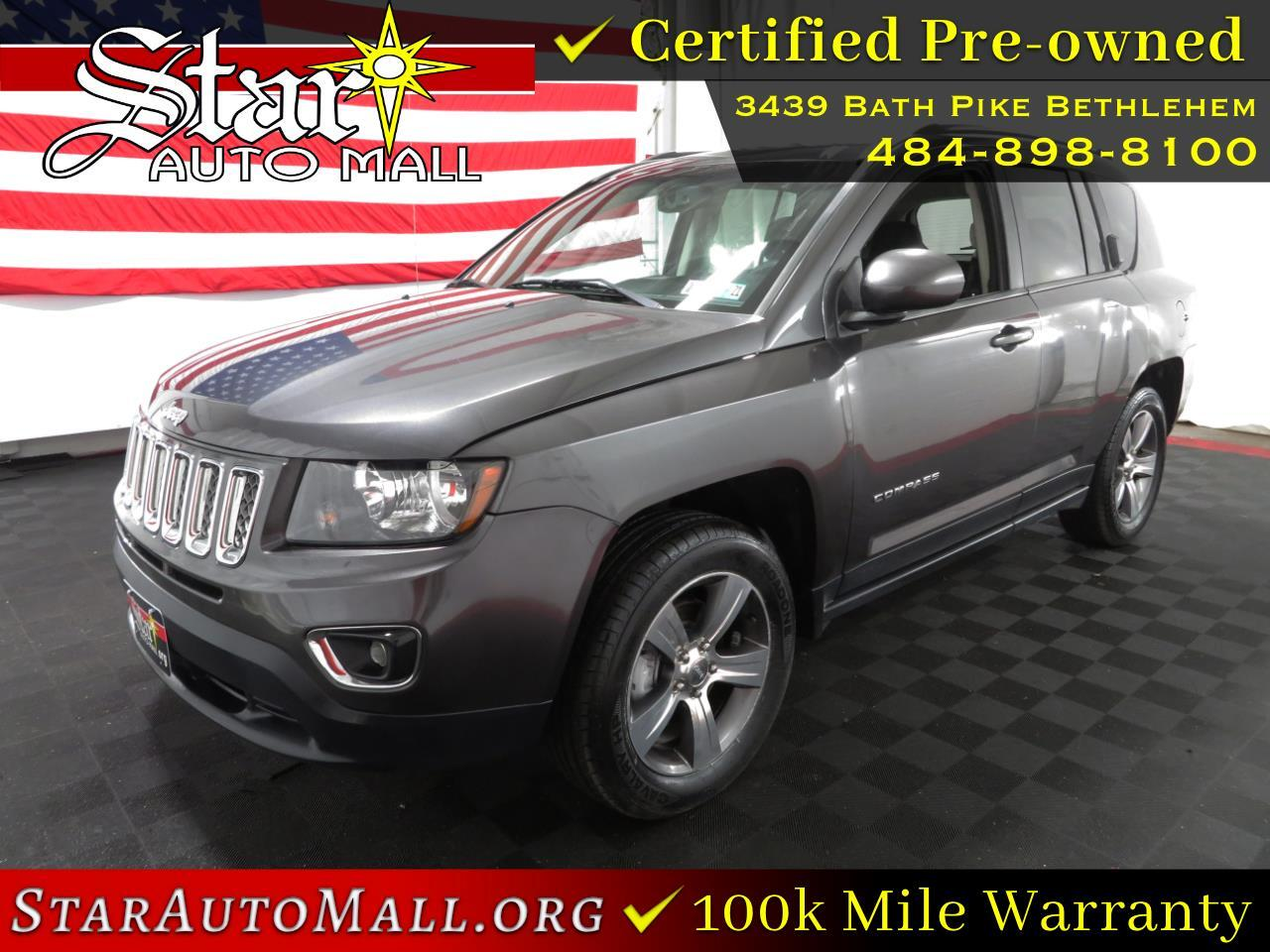 Jeep Compass High Altitude 4x4 2017