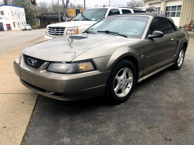 2002 Ford Mustang Deluxe Convertible