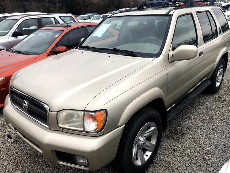 2003 Nissan Pathfinder SE 4WD