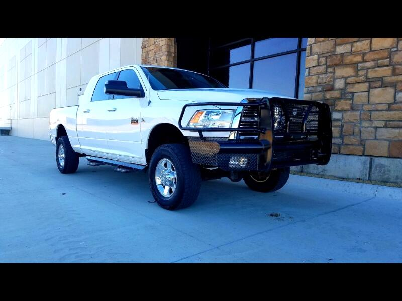 2011 Dodge Ram 2500 Big Horn Mega Cab 4wd