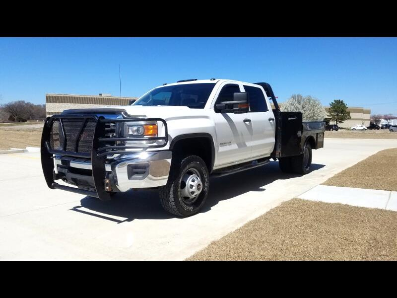 2015 GMC Sierra 3500HD Base Crew Cab 4WD