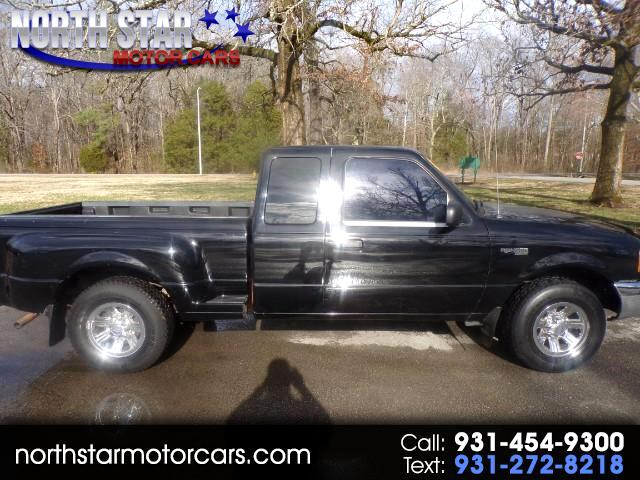 Ford Ranger Supercab Flare 4.0L Edge Plus 2001