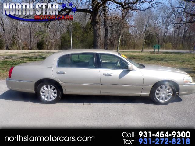 2008 Lincoln Town Car 4dr Sdn Signature L