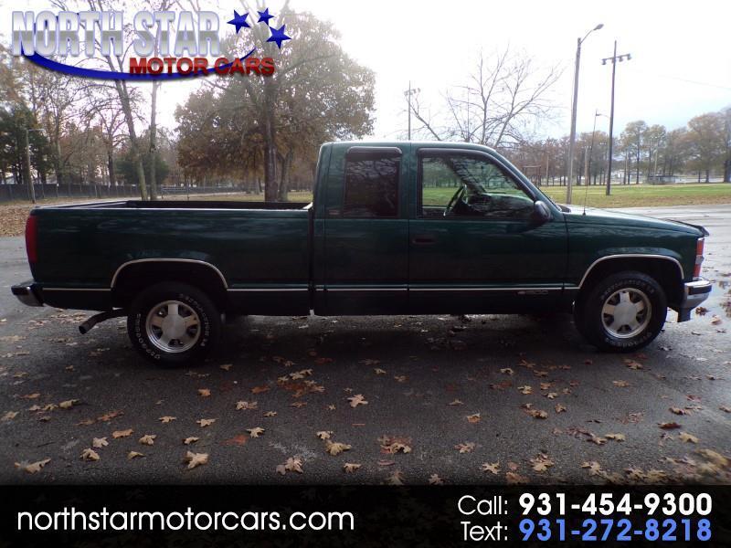 1997 Chevrolet SILVERADO LS