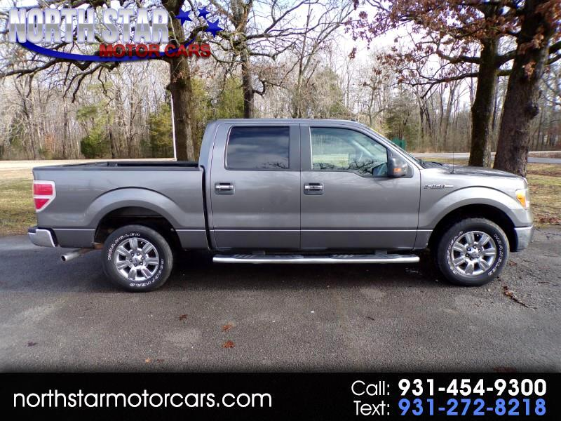 2010 Ford F-150 Lariat SuperCrew 5.5-ft. Bed 2WD