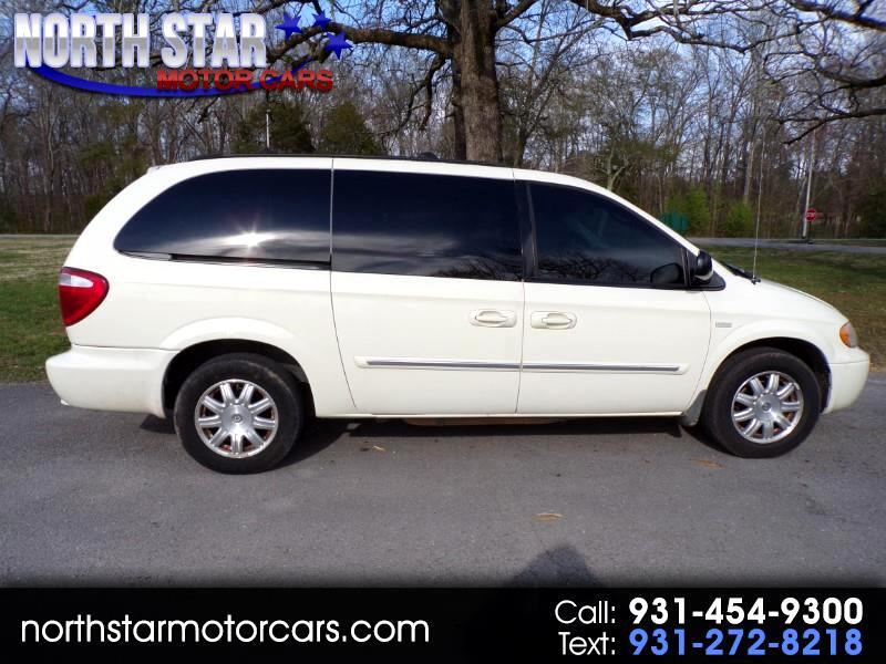 2007 Chrysler Town & Country LWB 4dr Wgn Touring