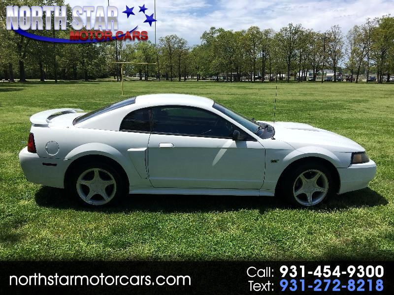 2001 Ford Mustang 2dr Cpe GT Deluxe