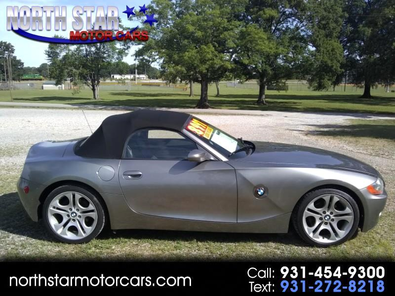 2003 BMW Z4 Z4 2dr Roadster 3.0i