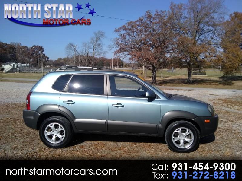 Hyundai Tucson FWD 4dr V6 Auto SE *Ltd Avail* 2009