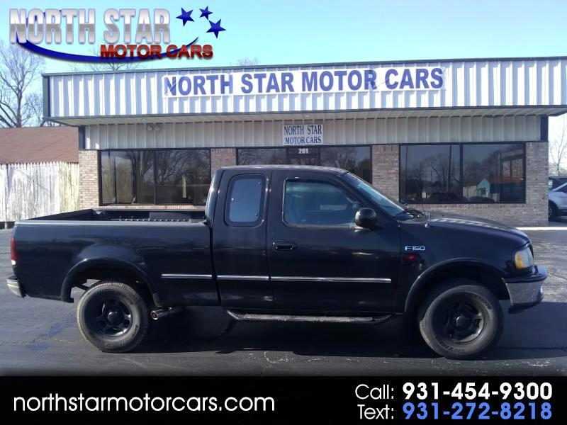 """Ford F-150 Supercab 139"""" 4WD Lariat 1997"""