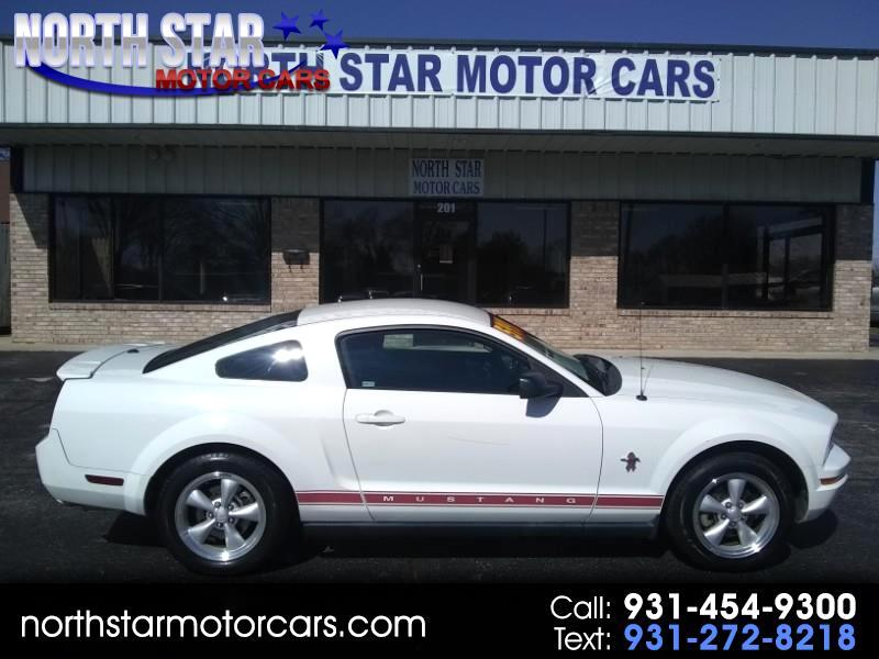 Ford Mustang 2dr Cpe Premium 2008