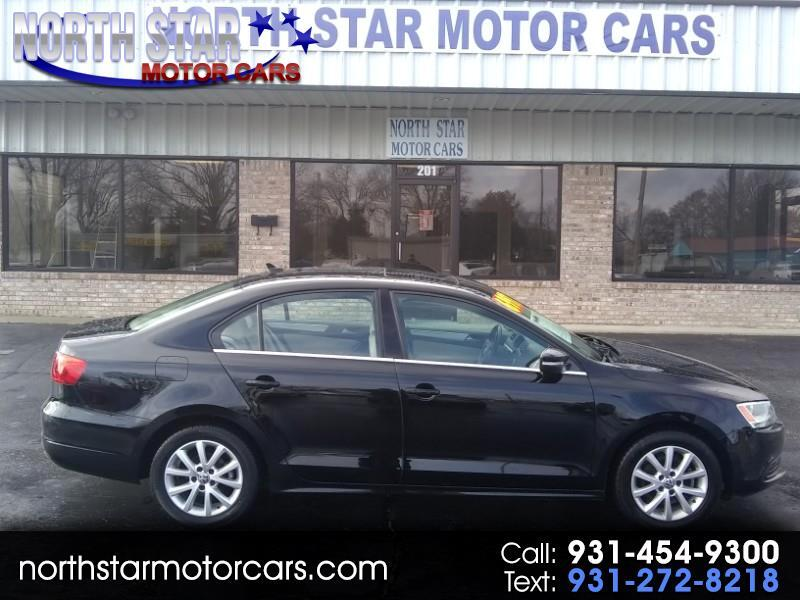 Volkswagen Jetta Sedan 4dr Auto SE w/Connectivity/Sunroof PZEV 2014