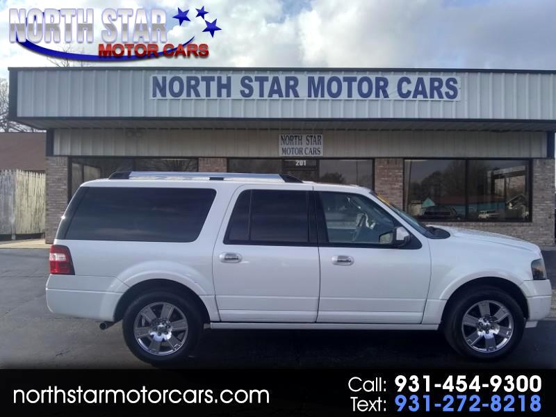 Ford Expedition EL 2WD 4dr Limited 2010