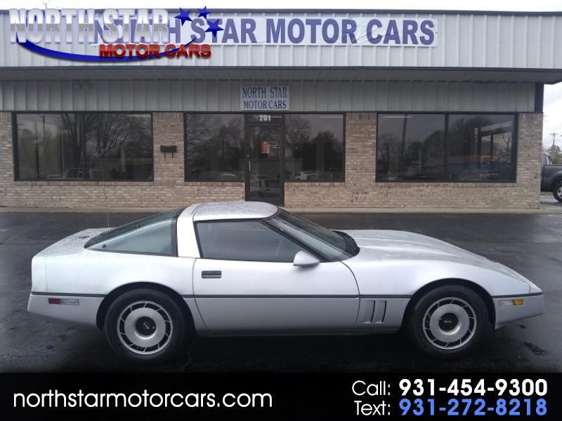Chevrolet Corvette 2dr Hatchback Coupe 1984