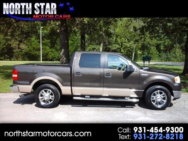 2006 Ford F-150 XLT SuperCrew 6.5-ft Box 2WD