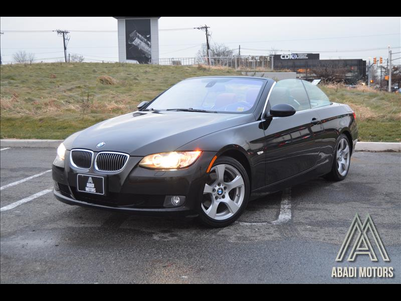 2007 BMW 3 Series 2dr Conv 328i